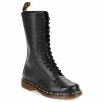 Čevlji  Ženske Mestni škornji    Dr Martens 1914 Črna