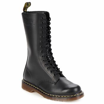 Čevlji  Mestni škornji    Dr Martens 1914 Črna
