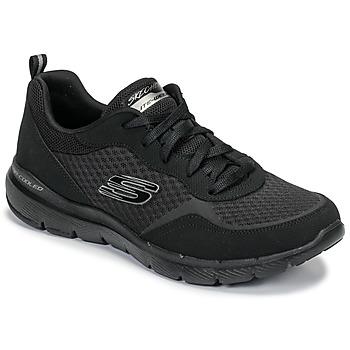 Čevlji  Ženske Fitnes / Trening Skechers FLEX APPEAL 3.0 Črna