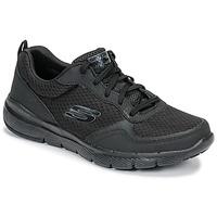 Čevlji  Moški Fitnes / Trening Skechers FLEX ADVANTAGE 3.0 Črna