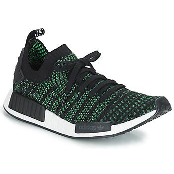 Čevlji  Nizke superge adidas Originals NMD_R1 STLT PK Črna / Zelena