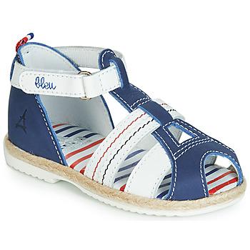 Čevlji  Otroci Sandali & Odprti čevlji GBB COCORIKOO Modra