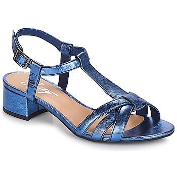 Čevlji  Ženske Sandali & Odprti čevlji Betty London METISSA Modra