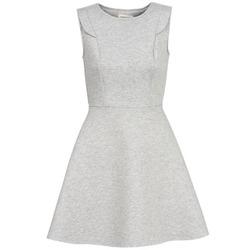Oblačila Ženske Kratke obleke Naf Naf ELOLA Siva