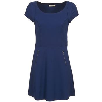 Oblačila Ženske Kratke obleke Naf Naf KANT Modra
