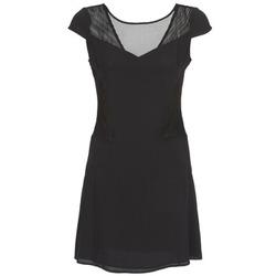 Oblačila Ženske Kratke obleke Naf Naf KLAK Črna