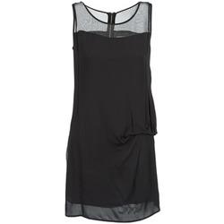 Oblačila Ženske Kratke obleke Naf Naf X-LAMO Črna