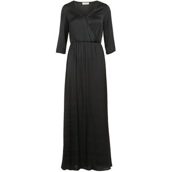 Oblačila Ženske Dolge obleke Naf Naf X-MAYOU Črna