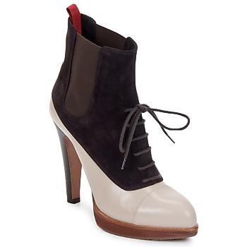 Čevlji  Ženske Gležnjarji Michel Perry GLACELLE Kostanjeva