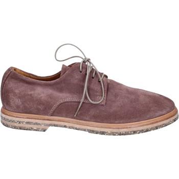 Čevlji  Ženske Čevlji Richelieu Moma BT145 Vijolična