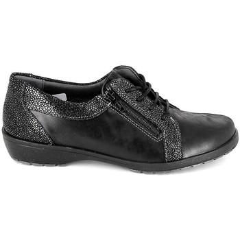 Čevlji  Ženske Čevlji Derby Boissy Derby 80069 Noir Črna