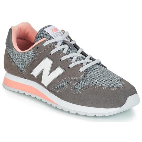 Čevlji  Ženske Nizke superge New Balance WL520 Siva
