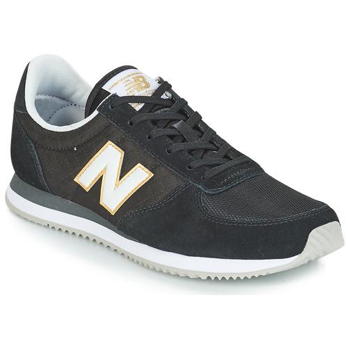 Čevlji  Ženske Nizke superge New Balance WL220 Črna