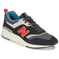 Čevlji  Nizke superge New Balance CM997 Črna