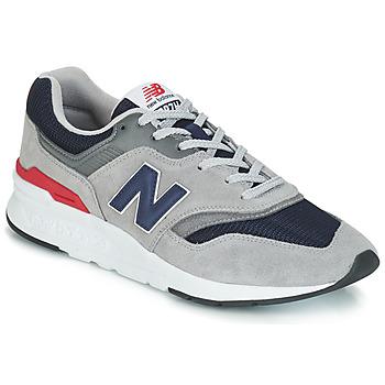 Čevlji  Nizke superge New Balance CM997 Siva