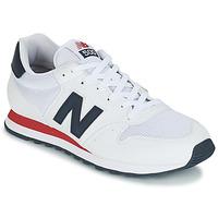 Čevlji  Moški Nizke superge New Balance GM500 Bela