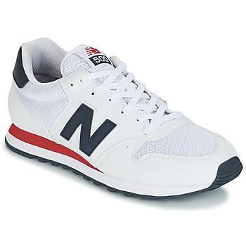 Čevlji  Nizke superge New Balance GM500 Bela