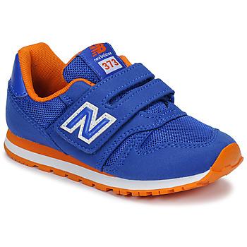 Čevlji  Otroci Nizke superge New Balance YV373 Modra