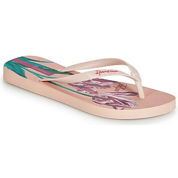Čevlji  Ženske Japonke Ipanema BOTANICALS Rožnata