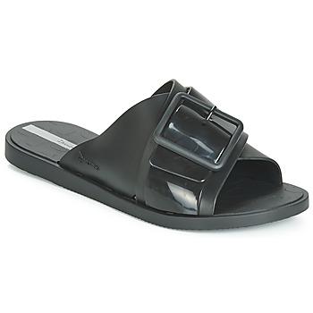 Čevlji  Ženske Natikači Ipanema UNIQUE Črna