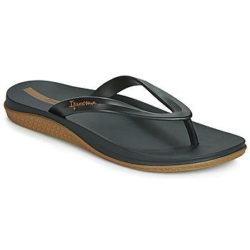 Čevlji  Moški Japonke Ipanema ANATOMIC LAPA AD Črna