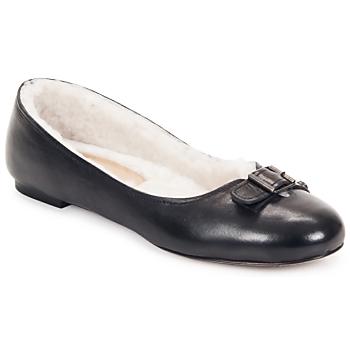 Čevlji  Ženske Balerinke Keyté ASTOR Črna