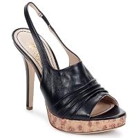 Čevlji  Ženske Sandali & Odprti čevlji Jerome C. Rousseau CAMBER Črna