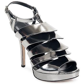 Čevlji  Ženske Sandali & Odprti čevlji Jerome C. Rousseau QUORRA Pewter