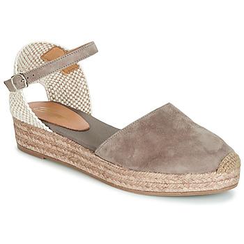 Čevlji  Ženske Sandali & Odprti čevlji Betty London ANTALA Siva