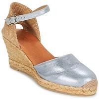 Čevlji  Ženske Sandali & Odprti čevlji Betty London CASSIA Srebrna