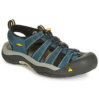 Čevlji  Moški Športni sandali Keen NEWPORT H3 Modra