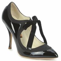 Čevlji  Ženske Salonarji Rupert Sanderson BLAZE Črna