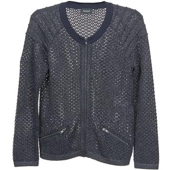 Oblačila Ženske Telovniki & Jope Kookaï TOULIA Modra