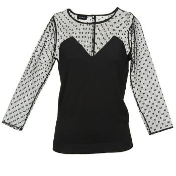 Oblačila Ženske Puloverji Kookaï FERMULE Črna
