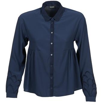 Oblačila Ženske Srajce & Bluze Kookaï QUELATE Modra