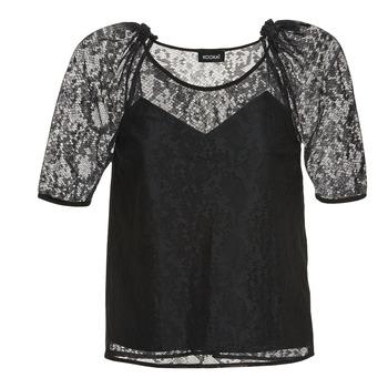Oblačila Ženske Topi & Bluze Kookaï BASALOUI Črna