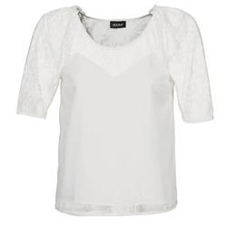 Oblačila Ženske Topi & Bluze Kookaï BASALOUI Bela