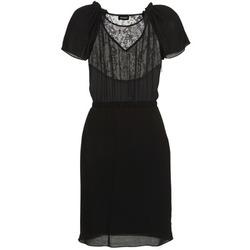 Oblačila Ženske Kratke obleke Kookaï FERMILLE Črna