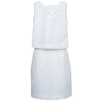 Oblačila Ženske Kratke obleke Kookaï BOUJETTE Bela