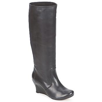 Čevlji  Ženske Mestni škornji    Vialis GRAVAT Črna