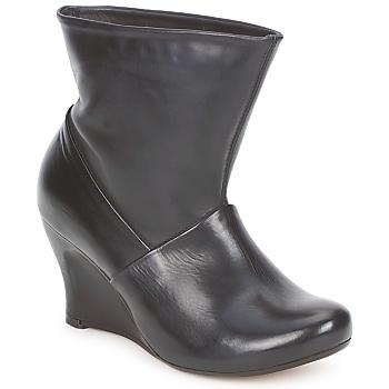 Čevlji  Ženske Gležnjarji Vialis SILINI Črna