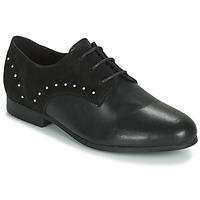 Čevlji  Deklice Čevlji Derby André MELISSE Črna