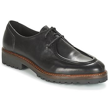 Čevlji  Moški Čevlji Derby André VILLETTE Črna