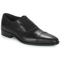 Čevlji  Moški Čevlji Richelieu André JOHN Črna