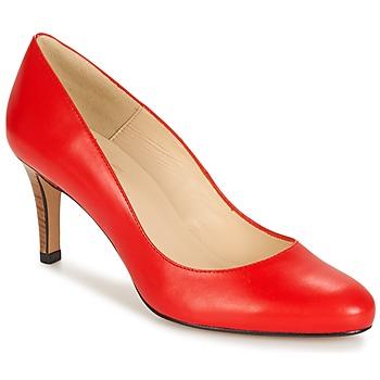 Čevlji  Ženske Salonarji Betty London AMUNTAI Rdeča