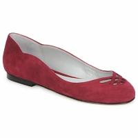 Čevlji  Ženske Balerinke Fred Marzo MOMONE FLAT Bordo