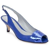Čevlji  Ženske Sandali & Odprti čevlji Fred Marzo LILI SLING Signální modrá