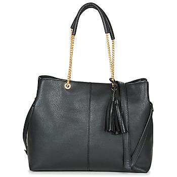 Torbice Ženske Nakupovalne torbe André JESSICA Črna