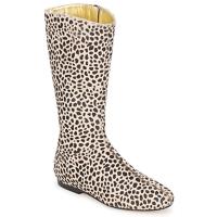 Čevlji  Ženske Mestni škornji    French Sole PATCH Kostanjeva