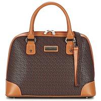 Torbice Ženske Ročne torbice Ted Lapidus FIDELIO Kostanjeva / Cognac